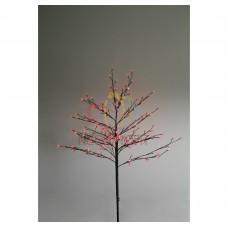 Дерево комнатное NEON-NIGHT Сакура, коричневый цвет ствола и веток, высота 1.2 метра 531-242