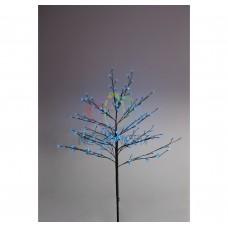 Дерево комнатное NEON-NIGHT Сакура, коричневый цвет ствола и веток, высота 1.2 метра 531-243
