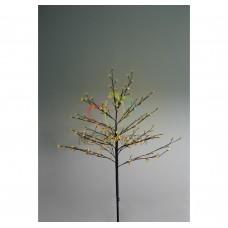 Дерево комнатное NEON-NIGHT Сакура, коричневый цвет ствола и веток, высота 1.2 метра 531-241