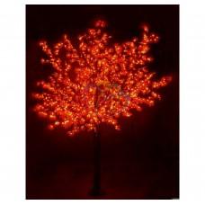 Дерево САКУРА NEON-NIGHT (CBL-03 ( А ) D=3.0m, H=3.6m), 6921 диодов, красный 531-232