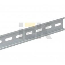 DIN-рейка ИЭК (30см) оцинкованная YDN10-0030