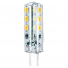 Светодиодная лампа Ecola G4 LED 1,5W Corn Micro 220V 2800K 320° 35x10