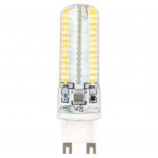 Светодиодная лампа Ecola G9 LED 5,0W Corn Micro 220V 2800K 320° 62x16