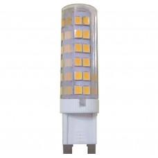 Светодиодная лампа Ecola G9 LED 7,0W Corn Micro 220V 4200K 360° 60x15