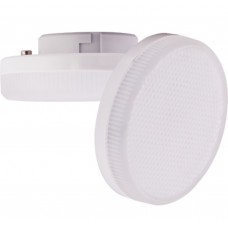Светодиодная лампа Ecola GX53 LED 6,0W Tablet 220V 4200K матовое стекло (композит) 27x75