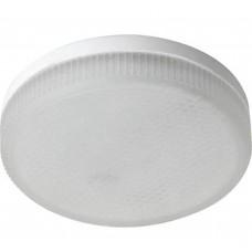 Светодиодная лампа Ecola Light GX53 LED 8,0W Tablet 220V 2800K 27x75 матовое стекло 30000h