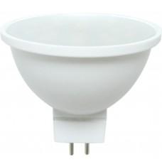 Светодиодная лампа Ecola MR16 LED 7,0W 220V GU5.3 2800K матовое стекло (композит) 48x50 лампа