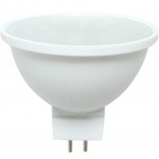 Светодиодная лампа Ecola MR16 LED 7,0W 220V GU5.3 4200K матовое стекло (композит) 48x50 лампа