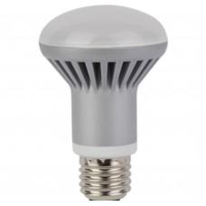 Светодиодная лампа Ecola Reflector R63 LED 12,0W 220V E27 2800K (ребристый алюм радиатор) 102x63
