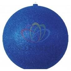 "Елочная фигура ""Шарик"", 25 см, цвет синий NEON-NIGHT"