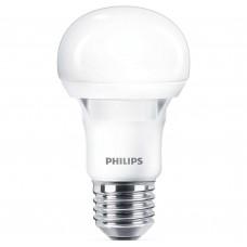 Светодиодная лампа ESS LEDBulb 5W E27 3000K 230V A60 RCA Philips