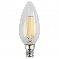 Светодиодная лампа F-LED B35-5w-827-E14 (25/50/4200) ЭРА
