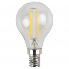 Светодиодная лампа F-LED Р45-5w-827-E14 (25/50/3750) ЭРА