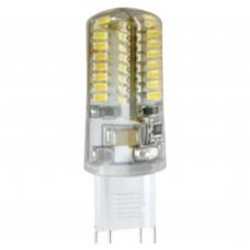 Светодиодная лампа G9 LED 3,0W Corn Micro 220V 4200K 320° 50x16 Ecola