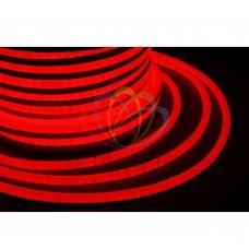Гибкий неон светодиодный 360, постоянное свечение, КРАСНЫЙ, 220В, бухта 50м NEON-NIGHT