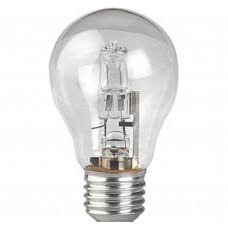 Лампа галогенная Hal-A55-70W-230V-E27-CL (10/100/2000) ЭРА