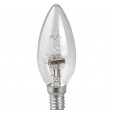 Лампа галогенная Hal-B35-28W-230V-E14-CL (10/100/5000) ЭРА