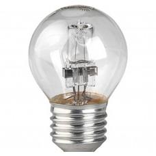 Лампа галогенная Hal-P45-28W-230V-E27-CL (10/100/3600) ЭРА