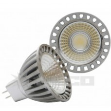 Светодиодная лампа HLB03-23-W-02 (GU5.3) Новый Свет