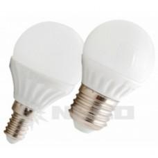 Светодиодная лампа HLB05-14-W-02 (E14) Новый Свет