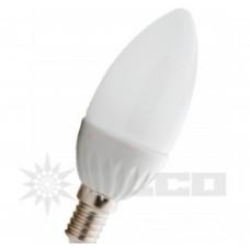 Светодиодная лампа HLB05-15-W-02 (E14) Новый Свет