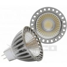 Светодиодная лампа HLB05-26-W-02 (GU5.3) Новый Свет