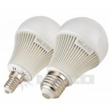 Светодиодная лампа HLB09-06-W-02 (E14) Новый Свет