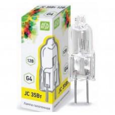 Лампа галогенная ASD JC-20-GY6.35