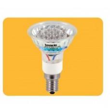 Светодиодная лампа JDR 220V 21LED WHITE E14 Kreonix