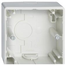 Коробка для наружного монтажа х1, белый Schneider Electric