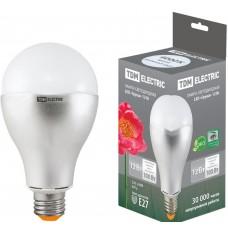 Светодиодная лампа Груша - 12 Вт - 220 В - 4000 К – E27 TDM