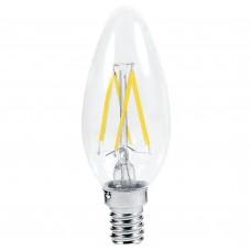 Светодиодная лампа ASD LED-СВЕЧА-Premium-5-E14-450-4000