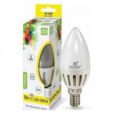 Светодиодная лампа ASD LED-СВЕЧА-standard-7.5-E14-3000