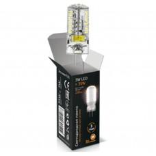 Светодиодная лампа LED G4 AC150-265V 3W 2700K 1/20/200 Gauss