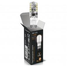 Светодиодная лампа LED G9 AC150-265V 3W 2700K 1/20/200 Gauss