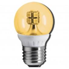 Светодиодная лампа Ecola LED Globe 14 LED G45 4,0W 220V E27 76х45