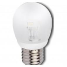 Светодиодная лампа Ecola LED Globe 4,2W G45 220V E27 2700K 84x45