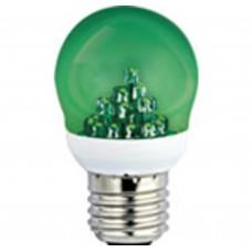 Светодиодная лампа Ecola LED Globe color G45 2,1W 220V E27 78х45