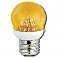 Светодиодная лампа Ecola LED Globe G45 color 2,1W E27 78x45