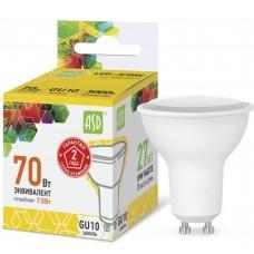 Светодиодная лампа ASD LED-JCDRC-standard-7.5-3000