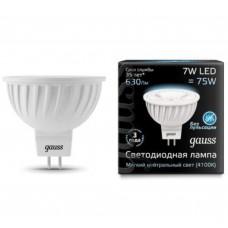 Светодиодная лампа LED MR16 GU5.3 7W 4100K 1/10/100 Gauss