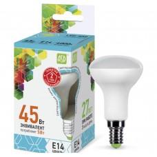 Светодиодная лампа ASD LED-R50-standard-5-4000