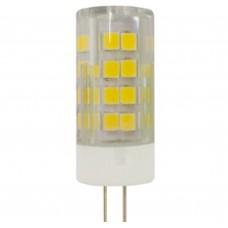Светодиодная лампа LED smd JC-5w-220V-corn, ceramics-827-G4 ЭРА