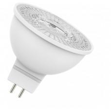 Светодиодная лампа LED STAR MR16 3,4W (замена35Вт),холодный белый свет, 110°, 220-240 вольт, GU5,3 Osram
