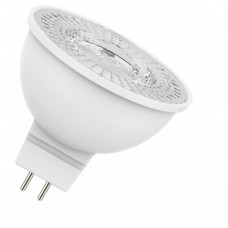 Светодиодная лампа LED STAR MR16 3,4W (замена35Вт),теплый белый свет, 110°, 220-240 вольт, GU5,3 Osram