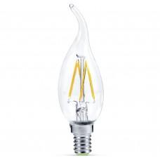 Светодиодная лампа ASD LED-СВЕЧА-НА ВЕТРУ-Premium-5-E14-450-3000