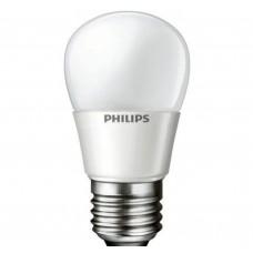 Светодиодная лампа LEDBulb 4-40W E27 3000K 230V P45(APR) Philips