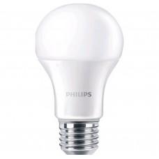 Светодиодная лампа LEDBulb 6.5-60W E27 6500K 230V A60/PF Philips