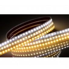 Лента светодиодная RTW 2-5000PW 24V Warm White 2x (3528, 600 LED, LUX)