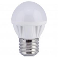 Светодиодная лампа Light Globe LED 4,0W G45 220V E27 4000K шар 75x45 Ecola